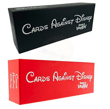 NEW SEALED Cards Against DISNEY Cards Black FULL PACK Edition Complete Family UK