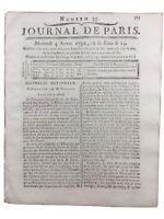 Gendarmerie 1792 Haute Marne Bouches du Rhône Strasbourg Révolution Française
