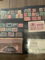usa stamps collections, Massive Ex Dealers Lot, Collection, High CV