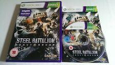 Requires Kinect Sensor // Steel Battalion Heavy Armor // Xbox 360