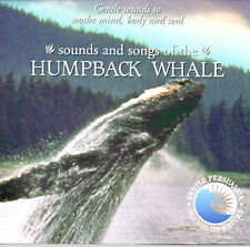 Sounds of Nature: Sounds and Songs of the Humpback Whale * by Gentle Persuasion