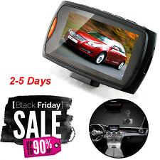 """USA 2.7"""" HD 1080P Lens Car DVR Rearview Camera Dash Cam Video Recorder G-Sensor"""