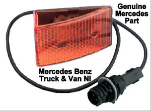 Mercedes Actros Indicator Repeater Lamp, Right Hand,Genuine Mercedes,9418200921