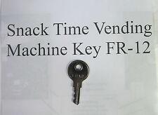 Vendcraft Dundas Snack Time Front Drop Vending Machine Key Fr-12