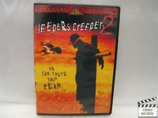 Jeepers Creepers 2 * DVD * Widescreen * Special Edition