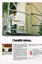 PUBLICITE  1980   RUBSON   spécial façades