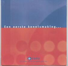 Holland 1999/2001-Officiel (BU) Euro Coin Set-S / kit