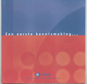 Holland 1999/2001 - Official (BU) Euro Coin Set - S/Kit