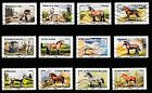 France 2013 Horses Stamps P Used S/A
