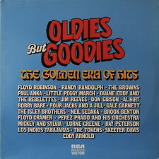 "12"" Doppel LP Sampler Oldies But Goodies (Randy Randolph) 70`s RCA"