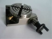 """3"""" ROTARY TABLE HORIZONTAL & VERTICAL NEW BEST BUY IN TOWN PIC# 5794"""