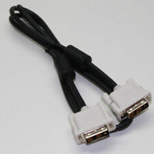 DVI Cable M-M DVI-D 5ft Long Cord 18-Pin Monitor Cable