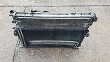 VW Touareg 2002 - 2007 2.5 TDI A/C Air Con Radiator & Radiator Cooler Rad Pack