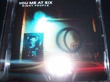 YOU ME AT SIX Night People (Australia) CD – New