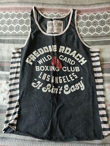 Roots Of Fight Men's Freddie Roach Vest / Tank ( Small)