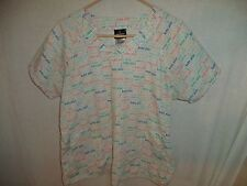 BABY PHAT SCRUB TOP SIZE L (2 POCKETS)