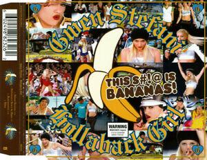Gwen Stefani - Hollaback Girl (CD Single, 2005)