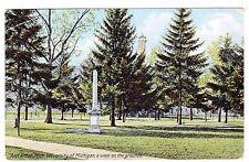 University Of Michigan-Ann Arbor Michigan-1912 Postcard