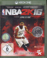 NBA 2K16 (Microsoft Xbox One, 2015)