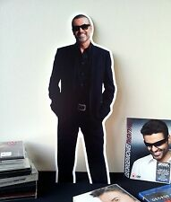 George Michael Display Stand Standee NEW Symphonica Older Careless Whisper
