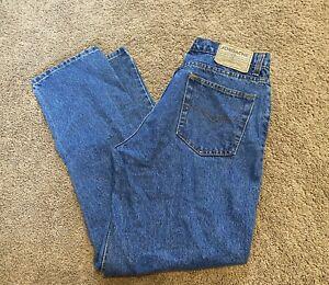 Vintage 90s High Rise Jordache Jeans Classic Mom Jeans Size 11/12