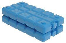 2 X 200 gramos de Viaje Bolsa Caja Fría Helado Congelador bloques paquetes Cool Pack elementos