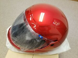 ParateC FreeZR for Skydiving Full Face Helmet Red S Perfect