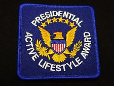Presidential Active Lifestyle Award Patch Cub Boy Scout NEW National Emblem