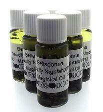 Deadly Nightshade Herbal Infused Belladonna Oil
