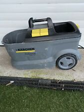 Karcher Puzzi 10/1 bare unit - Working However No Accessories