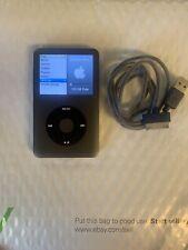Apple IPod Classic Black 160GB 7th Generation - A1238/MC297LL/A