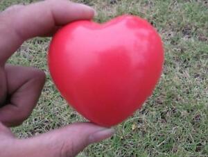 Soulagement de soulagement de balle anti-stress en forme de coeur anti-stress`fr