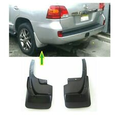 Paintable rear Mud flaps splash Guards FOR Toyota Land Cruiser FJ200 2008 - 2015