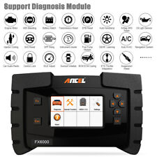 FX6000 Automotive OBD2 Full Systems Car Diagnostic Tool Full Function ECU Coding