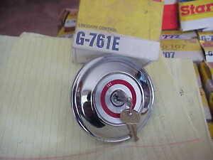 1975 - 80  AMC Pacer,  Chrome Locking Gas Cap