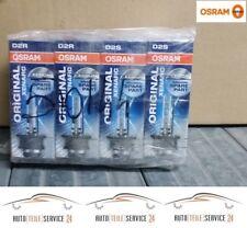 OSRAM KIT ORIGINALE 2x d2s XENARC e 2x d2r LUCE LAMPADE LAMPADA pk32d-2 85v 35w