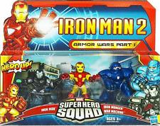 Marvel Superhéroe Squad-armadura era parte 1-Paquete de 3 Figuras-Iron Man 2