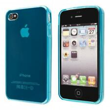 Apple iPhone 4 4S Coque de protection housse case cover Bleu