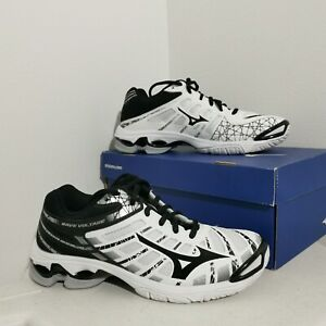 mizuno womens volleyball shoes size 8 x 3 inch queen