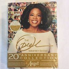 OPRAH 6-Disc Set 20th Anniversary Collection The Oprah Winfrey Show DVD 2005 NEW