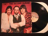 707 - The Second Album - 1981 Vinyl 12'' Lp./ VG+/ Hard Rock AOR