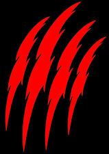 2x Monster Kralle Sticker Aufkleber Sponsor Motorrad Auto JDM OEM XXX Tuning 3