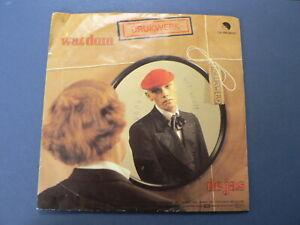 EP 7 INCH SINGLE DRUKWERK WAT DOM , DE JAS DRUKWERK EMI 1982