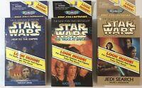 Vintage Galoob Micro Machines Star Wars Epic Collections Lot  I II III NIB 1996