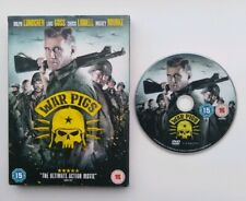 War Pigs Dvd Dolph Lundgren, Mickey Rourke, Luke Goss