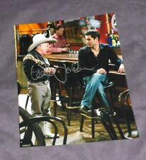 "Leslie Jordan ""Will & Grace"" signed photo color NBC-TV classic gay sitcom RARE"
