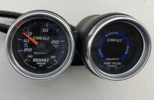 """Autometer 6104 Boost Gauge 2-1/16""""/Boost, 0-35 Psi & 6175 Narrowband Air/Fuel"""