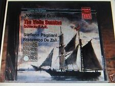 BRAHMS violin sonatas S PAGLIANI F De ZAN  AGORA MUSICA