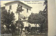 CONTIGLIANO Villa Battistini non viagg (anni 20/30) - Rieti - bella