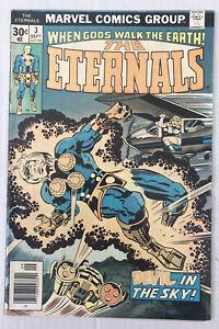 The Eternals #3 - 1st App Sersi - Marvel Comics